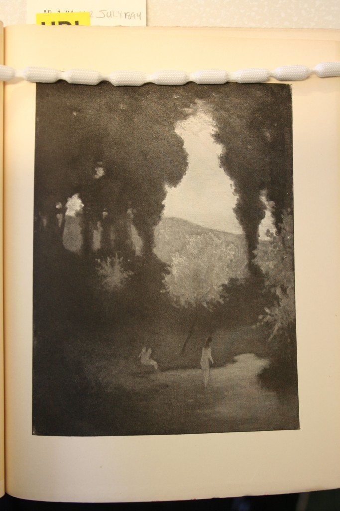 "(""A Landscape"") (Image appears courtesy of University of Calgary Special Collections.)"