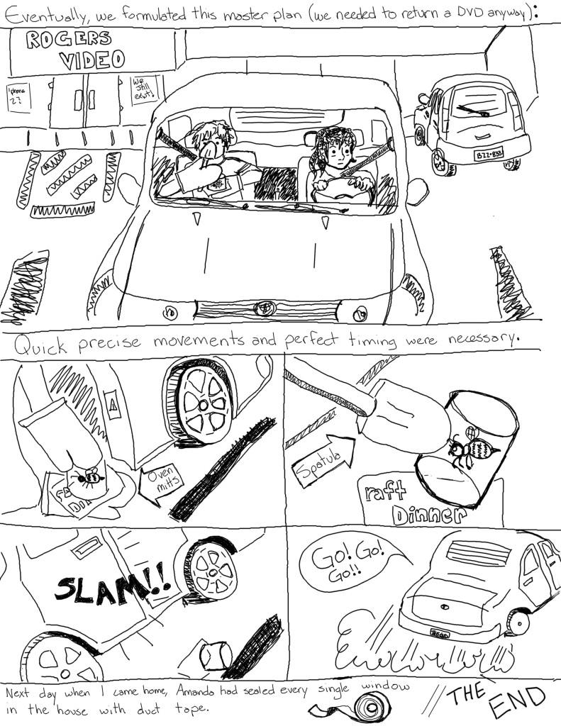 bee comic page 3